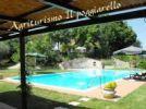 Agriturismo con piscina Siena
